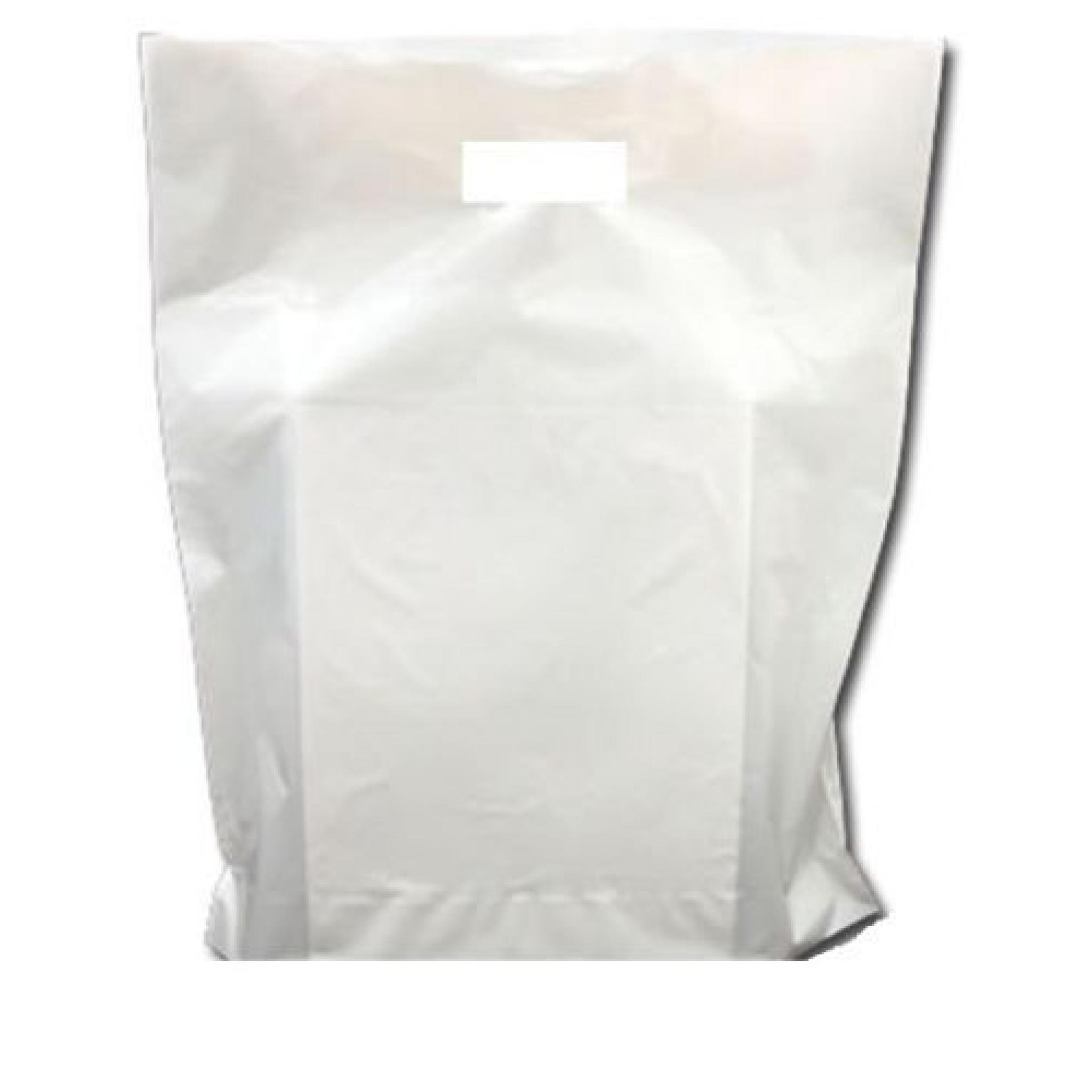200 GAUGE 1000 x HEAVY DUTY CLEAR  12 x 18 PLASTIC FOOD APPROVED BAGS Verpackung & Versand