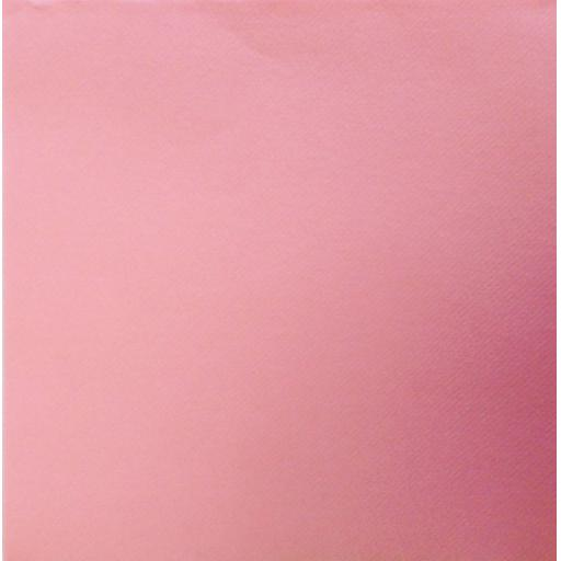 Pink - Tablin Airlaid Paper Luxury Premium Napkins 40cm - Linen Feel Serviettes