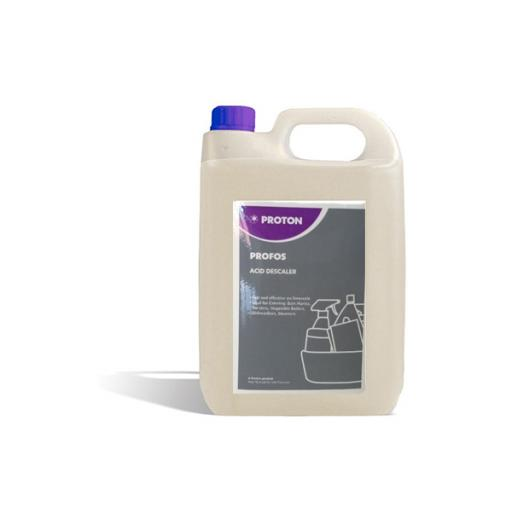 Proton Acid Dishwash Liquid Descaler Profos - 5L