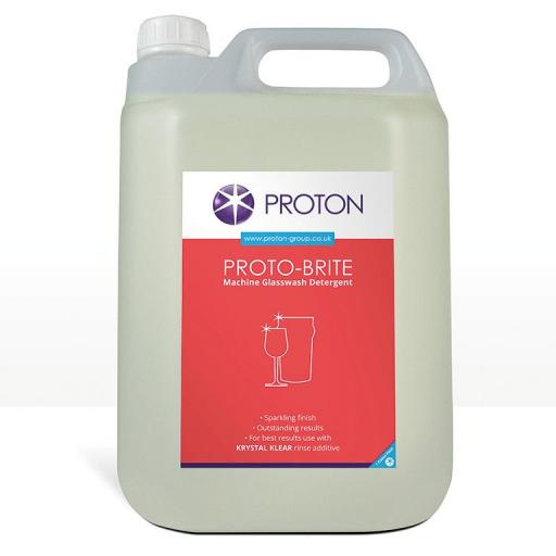 Proton - Glass Wash Detergents