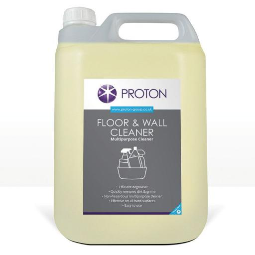 Proton Floor & Wall Degreaser Multi Purpose Cleaner - 5L