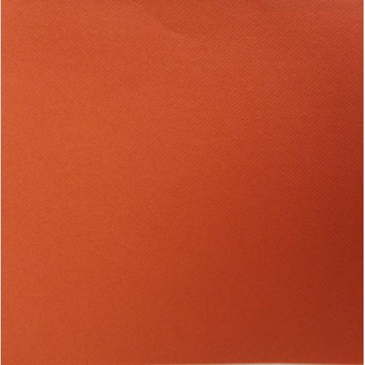 Terracotta - Tablin Airlaid Paper Luxury Premium Napkins 40cm - Linen Feel Serviettes