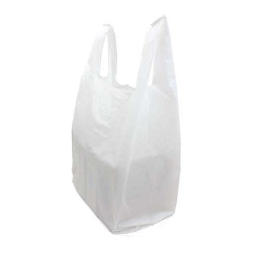 Plastic  - Carrier Bags
