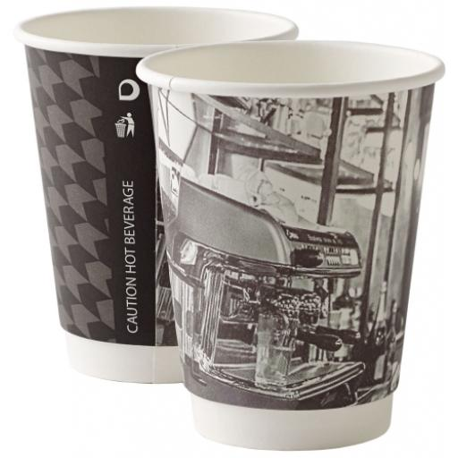Paper - Double Wall Coffee Cups