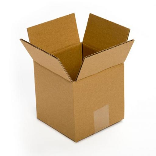 Brown Cardboard Packaging Boxes Size 6 x 6 x 6.jpg