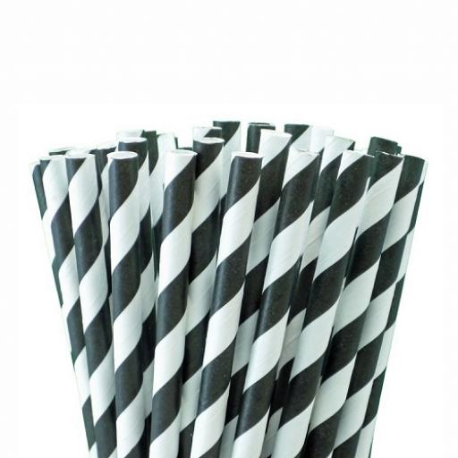 Straws Black Striped Paper.jpg