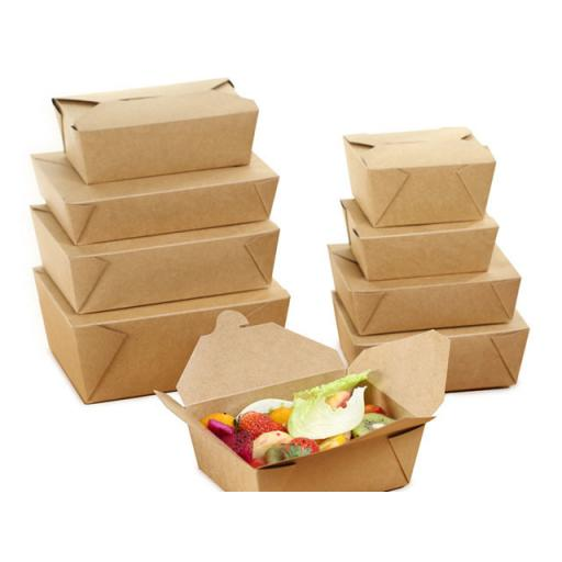 Paper - Kraft Boxes Containers