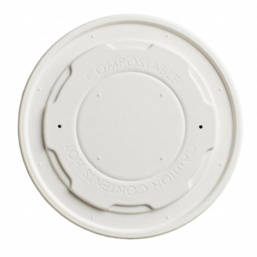 Ingeo Compostable Paper Lids To Fit Large Soup Containers.jpg