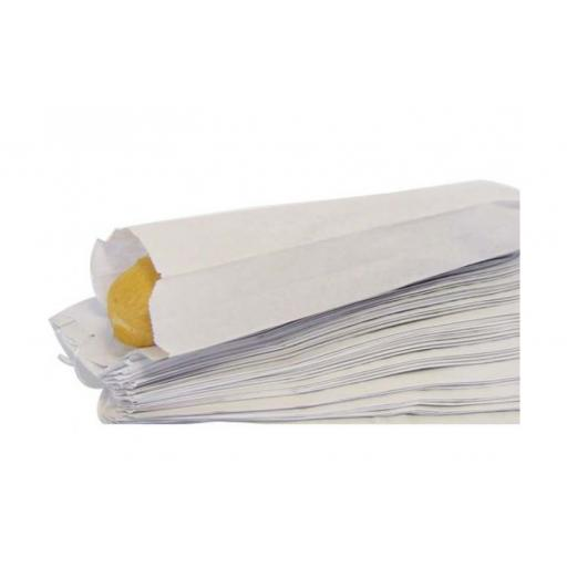 Grease Proof White Baguette Bags.jpg