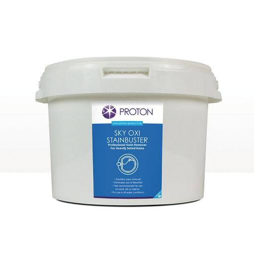 Proton Sky Laundry Oxi Stain Buster Powder 2.5Kg